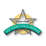 Citizen's Bank Not Your Typical Business Award